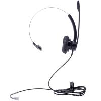 缤特力(Plantronics)SP11-RJ9(AVAYA) 单耳客服耳麦/话务耳机