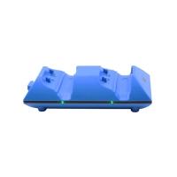 SparkFox Xbox One 原装手柄 充电座加双充电电池包套装 定制版(湛蓝)