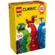 乐高 玩具 经典创意  Classic 4岁-99岁 创意积木盒 10704 积木LEGO