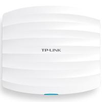 TP-LINK TL-AP902C-PoE AC900双频企业级无线吸顶式AP 无线wifi接入点