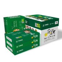 天章(TANGO)乐活A4 70g复印纸 500张/包 5包/箱