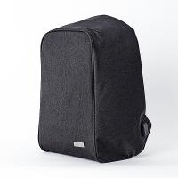 极客人(GEEKPEOPLE)投影机双肩包 投影仪双肩包 USB充电双肩包 电脑商务包(黑色)