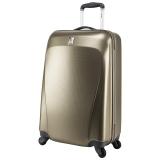 法国大使(Delsey)时尚拉杆箱24英寸ABS旅行箱万向轮行李箱女古铜色799