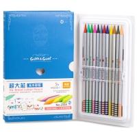 真彩(TrueColor)2335-12 超大全芯无木彩色铅笔 12色