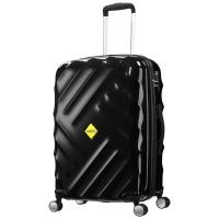 美旅箱包(AmericanTourister)DULUTH系列简约商务硬箱旅行箱拉杆箱万向轮BH9*09002黑色24英寸