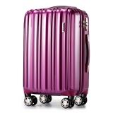 莎米特SUMMIT 28英寸拉杆箱 PC材质大容量旅行箱 PC154 紫色