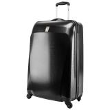法国大使(Delsey)商务拉杆箱24英寸ABS旅行箱万向轮行李箱男黑色799