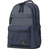 维氏VICTORINOX瑞士军刀箱包 埃蒙特3.0双肩包 休闲书包 防水户外背包32388409蓝色