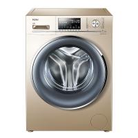 海尔(Haier)水晶 纤维级防皱烘干 8公斤洗烘一体直驱变频滚筒洗衣机 46CM纤薄EG8014HB88LGU1