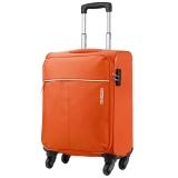 美旅AmericanTourister旅行箱万向轮拉杆箱666*96001橘色19英寸