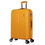莎米特SUMMIT 拉杆箱24英寸PC材质PC154黄色