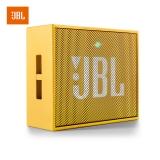 JBL GO 音乐金砖 蓝牙小音箱 音响 低音炮 便携迷你音响 音箱 柠檬黄
