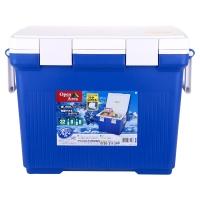 爱丽思(IRIS)车载保温箱冷藏箱 32升 CL-32 蓝色