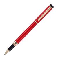 毕加索(pimio)宝珠笔签字笔女士商务办公成人学生用0.5mm世纪先锋系列908亮红
