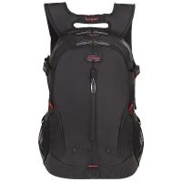泰格斯(Targus)15.6英寸双肩包电脑包男女 多功能涤纶防水大容量旅行休闲背包 黑 TSB226AP