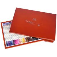 真彩(TRUECOLOR)2399特丽系列专业油性彩色铅笔72色 1盒
