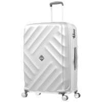 美旅箱包(AmericanTourister)DULUTH系列简约商务硬箱旅行箱拉杆箱万向轮BH9*25003银色28英寸