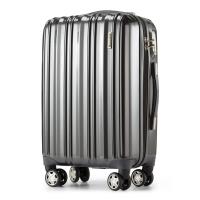 莎米特SUMMIT 拉杆箱28英寸PC材质大容量行李箱PC154深灰色