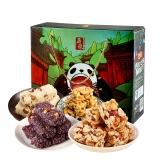 黄老五 零食大礼包 四川特产 休闲零食 组合装年货礼盒1142g