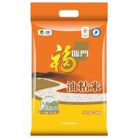 福臨門 秈米 油粘米 中糧出品 大米 5kg