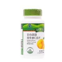 百合康牌维生素C含片,1.2g/片×100片