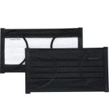 稳健(Winner)一次性医用无菌护理口罩 黑色1片/袋 50袋/盒