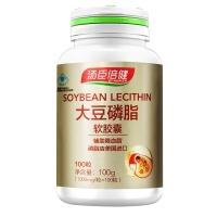 大豆磷脂软胶囊, 100g(1000mgx100粒)