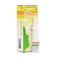 盐酸赛洛唑啉鼻用喷雾剂,0.05%(10ml:5mg)