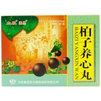 柏子養心丸,6gx10袋(水蜜丸)