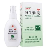 维生素E乳 ,85ml(100ml内含维生素E1克)
