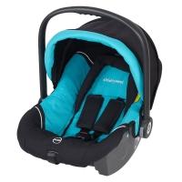 kiddy新生婴儿提篮德国奇蒂 佳宝巢 车载提篮式汽车儿童安全座椅 夏威夷