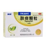 膚癢顆粒,6gx12袋(無糖型)