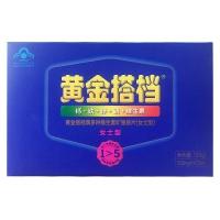 黄金搭档牌多种维生素矿物质片(女士型),120g(1000mg/片x120片)