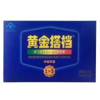 黄金搭档牌多种维生素矿物质片(中老年型),120g(1000mg/片x120片)