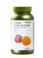 天美健牌钙加维生素D软胶囊,230g(1.15gx200粒)