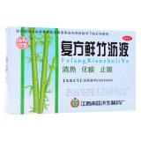 复方鲜竹沥液,20mlx6瓶(含糖)