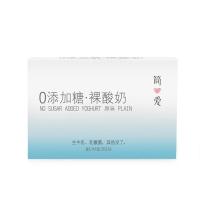 简爱0添加裸酸奶,135g*4
