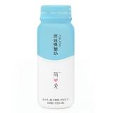 简爱原味裸酸奶,180g