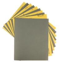 3M 砂纸 101Q 研磨砂纸 水磨砂纸 汽车漆面砂纸P400(10张)