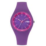 斐乐(FILA)手表时尚简约石英情侣表女式腕表FLL38-777-005