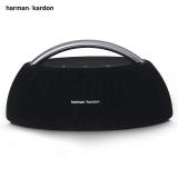 哈曼卡顿(Harman Kardon)GO+PLAY 边走边唱 蓝牙音箱 音响 低音炮 电脑 电视音响 音箱 可移动充电 黑色
