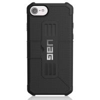 UAG 苹果iPhone8/iPhone7 防摔手机壳/保护套  翻盖系列  4.7英寸  黑色