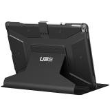 UAG iPad Pro(12.9英寸)平板电脑防摔保护壳 整体保护套 翻盖式 黑色