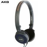 爱科技(AKG)K420 头戴式耳机 折叠便携式手机耳机 重低音 通用 音乐耳机 经典蓝色