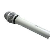 艾肯(iCON) iPlug-M 苹果手机录音/K歌专业电容麦克风 白色