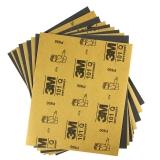 3M 砂纸 101Q 研磨砂纸 水磨砂纸 汽车漆面砂纸 P800(10张)