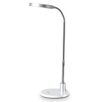 得力(deli) 3674 金屬節能 桌面學習LED臺燈 三擋可調  白色
