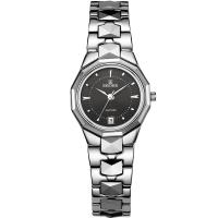 依波(EBOHR)手表 钨钢系列石英情侣表女表05598243
