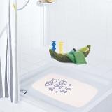 德国瑞德 RIDDER 防滑垫/浴室脚垫 橡胶/蓝色海?#36164;?#30028;系列 38*72cm/64013
