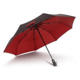 爱丽嘉(IDREAMY)全自动雨伞 男士商务折叠伞自开自收自动雨伞    红色  92451